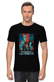 Футболка <b>классическая Riverdale</b> (Ривердейл) #2032810 от ...
