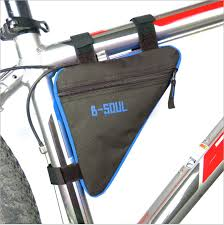 New <b>Saddle Bag</b> Riding <b>Bicycle Mountain Bike Bag</b> Triangular Tool ...