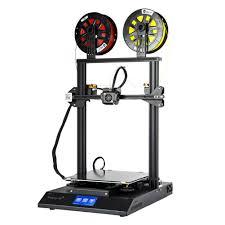 CR-X <b>Двойной экструдер</b> 3D принтер, Creality Dual Extruder 3D ...
