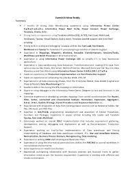 resumeofsatyajitpradhan   resume  informatica    resume