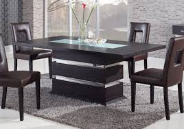furniture usa d dining table global furniture usa gdt dining table wood veneer frosted wenge