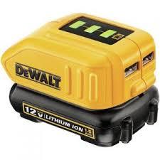 Купить DEWALT DCB090-XJ <b>зарядное устройство USB</b> DEWALT ...