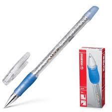 """Купить <b>Ручка шариковая</b> с грипом <b>STABILO</b> """"Keris"""", СИНЯЯ ..."""