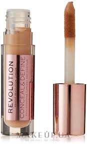 <b>Makeup Revolution</b> Conceal and Define <b>Concealer</b> - <b>Консилер</b> для ...