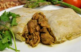 Image result for pic of chicken roti