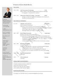 templates for curriculum vitae exons tk category curriculum vitae