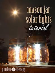mason jar solar lights ball mason jar solar lights