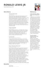 technical recruiter resume samples   visualcv resume samples databasetechnical recruiter resume samples