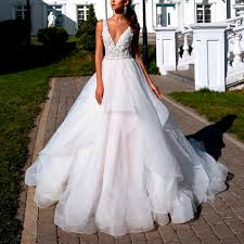 Detail Feedback Questions about Vivian's Bridal <b>2018 Lovely</b> Pink ...
