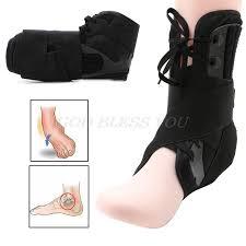 <b>S</b>/<b>M</b>/<b>L Size Ankle Brace</b> Support Sports Adjustable Ankle Straps ...