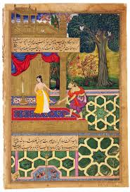 best ideas about the ra ana hindus sri miniature from a copy of the ra ana sita shies away from hanuman believing