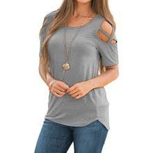 Женская <b>футболка</b> с лямками и открытыми плечами, Летняя ...