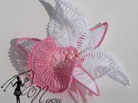 500+ Best Crochet Flowers images   háčkovanie, háčkované kvety ...