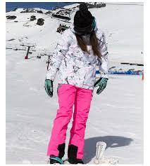 2019 <b>SMN</b> Brand Women <b>Ski Suit</b> Snowboard Jacket Pant Outdoor ...