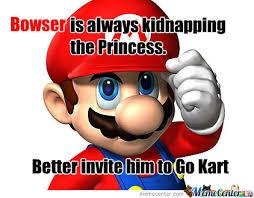 "30 Memes That Only ""Super Mario Bros."" Fans Will Appreciate via Relatably.com"