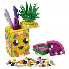 <b>Конструктор Lego DOTs</b> Подставка для карандашей Ананас ...