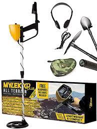 MYLEK MYMD1062 <b>Metal Detector</b> Complete with Bag ...