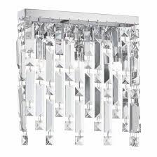 <b>Настенный светильник Ideal Lux</b> Elisir AP3 Cromo — купить в ...