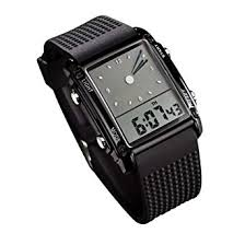 SKMEI Men's Waterproof <b>Rectangle</b> Dial Analog <b>Digital</b> Wrist <b>Watch</b> ...