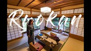 Visiting a <b>Ryokan</b> (<b>Traditional Japanese</b> Hotel) in OSAKA, <b>JAPAN</b> ...