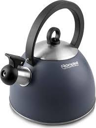 <b>Чайник Rondell Flute</b> (<b>2</b> л) RDS-362 — купить в интернет ...