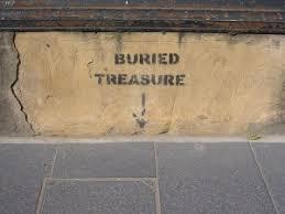 "unusual laws  all that glitters is not gold   in custodia legis    buried treasure  """