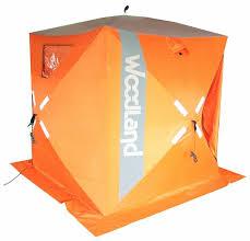 <b>Палатка WoodLand</b> ICE FISH 4 — купить по выгодной цене на ...