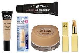 best makeup concealer for oily skin