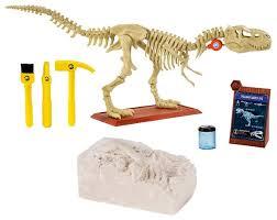 Купить Набор для раскопок <b>Mattel Jurassic World</b> Раскопки FTF12 ...