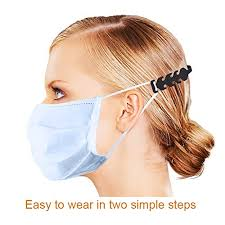 JISON21 <b>Adjustable Anti-Slip Mask</b> Ear St- Buy Online in Kenya at ...