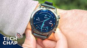 The <b>Smartwatch</b> with a 2 WEEK Battery <b>Life</b>! [Huawei Watch GT 2 ...