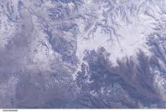 La Gran Muralla China no es visible desde el espacio
