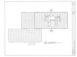 Farnsworth House      floor plan   Architects Mies van der    Farnsworth House      floor plan   Architects Mies van der Rohe   Pinterest   Farnsworth House  House plans and House