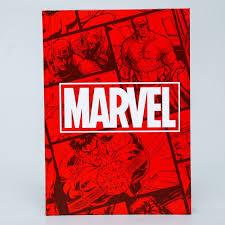 <b>Блокнот Marvel</b> Мстители Сима Ленд, А5, 160 листов — купить в ...