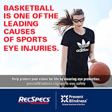 Make <b>Eye Protection</b> Part of Your Uniform While Playing <b>Sports</b> ...