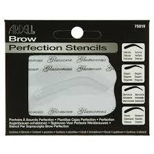 <b>Трафареты для бровей</b> `ARDELL` BROW 4 формы купить в ...