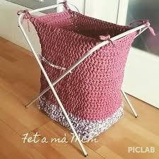 Cistell a X <b>la</b> roba bruta #reus #fetamamcm #fetama #trapillo #diy ...