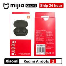 <b>Xiaomi Redmi Airdots</b> 2 In Ear TWS Bluetooth5.0 Earphone Bass ...