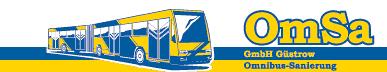 Bildergebnis für Omsa Logo Güstrow