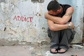 Resultado de imagen de imagenes de drogadictos