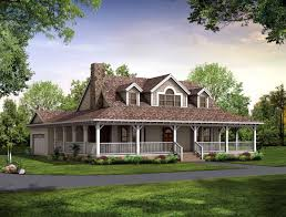 House Plans With Porch   Smalltowndjs comExceptional House Plans With Porch   Country House Plans With Wrap Around Porch