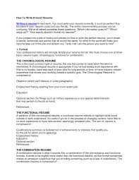 make your resume perfect cipanewsletter cover letter how you write a resume how do you write a resume