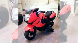 <b>Детский электромотоцикл Barty BMW</b> F316GT | Объявление на ...