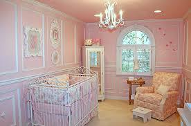 View In Gallery Beautiful Pink Nursery  E