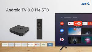 SDMC 4K Android <b>TV</b> STB Running <b>Android 9.0</b> Pie - YouTube