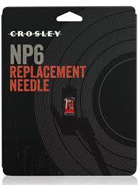Сменная <b>игла звукоснимателя</b> Diamond NP6 Crosley 9861084 в ...