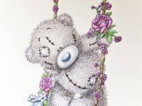 Teddy <b>bear</b>: лучшие изображения (1187) | Плюшевый, Картинки и ...