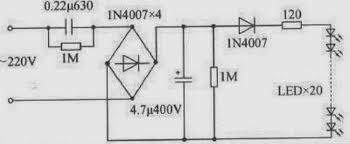LED Home Lighting Circuit Drawing U0026quot