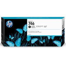 <b>HP DesignJet 746</b> Ink Cartridge - Photo Black, 300 ml | Aqueous Ink ...