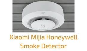 Обзор <b>датчика</b> дыма <b>Xiaomi Mijia</b> Honeywell <b>Smoke</b> Detector